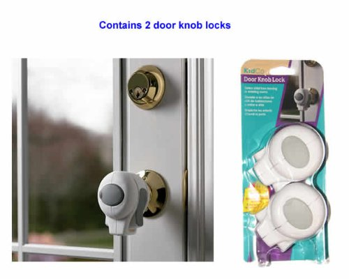 Should You Use a Door Knob Safety Cover to Keep Your Child in His